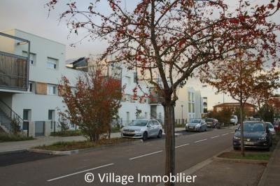 Mions centre - résidence récente appartement T2 50 m²