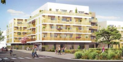 Appartement T4 de 78,16 m² sur Bron