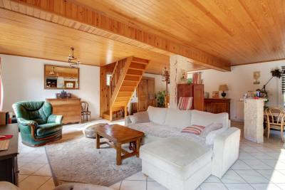 Maison en duplex 120 m²