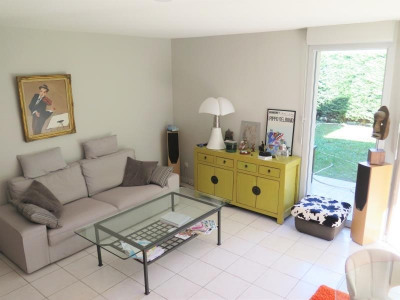 Appartement T3 rez-de-jardin