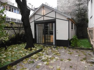 Maisonnette de charme quartier Lamarck
