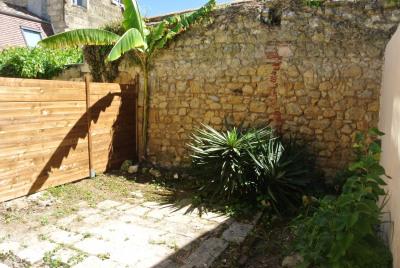 T1 avec jardin privatif de 25 m²