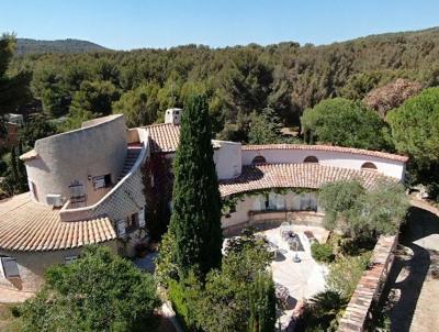 Maison Saint Cyr Sur Mer 11 pièce (s) sur 4072 m² de terrain