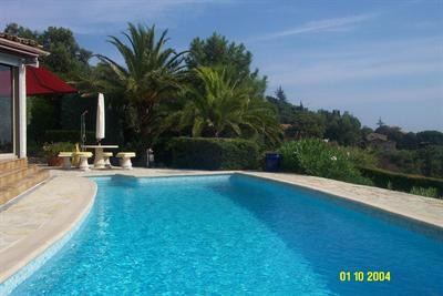 Vacation rental house / villa Les issambres 6625€ - Picture 5
