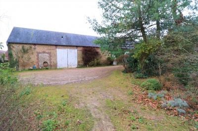 Grange de 120m² à Saint Georges sur Eure