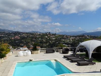 Villa Nice 13 pièce (s) 366 m² piscine vue imprenab