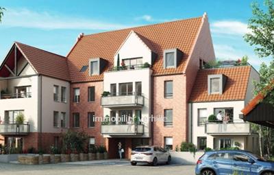 Appartement Beaucamps Ligny 2 pièce (s) 44.97 m²