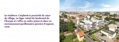 Vente appartement Pierre-Bénite (69310)