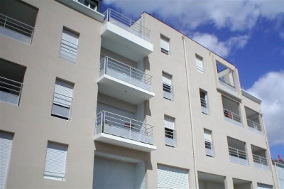 Appartement T2 la roche sur yon - 2 pièce (s) - 31.8 m²