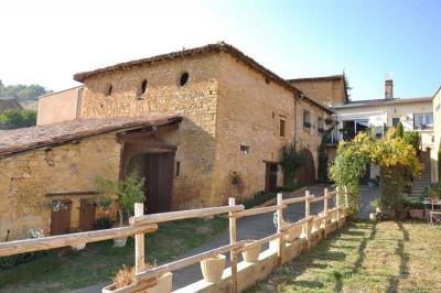 Maison en pierres