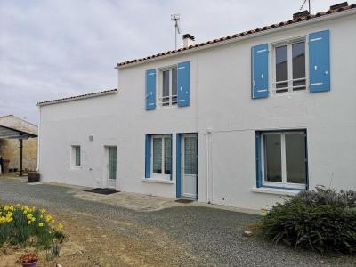 Maison st michel en l herm - 5 pièce (s) - 117 m²