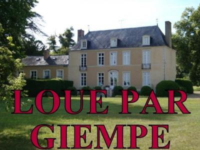 Chateau Bazouges Sur Le Loir 7 pièce(s) 337 m2