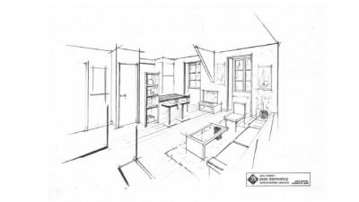 Appartement 56360 2 pièce(s) 45.42 m2