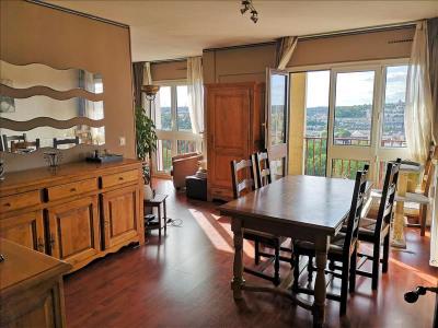 Appartement st ouen l aumone - 5 pièce (s) - 85.2 m²