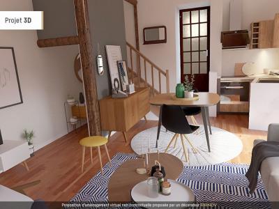 Maison de village 3 chambres à Vauvert