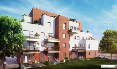 Appartement brumath - studio (1 pièce) - 39.48 m²