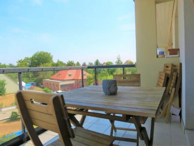 Appartement Ensisheim 2 pièces 49 m² + terrasse + garage