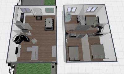 Maison houilles - 5 pièce (s) - 103.18 m²
