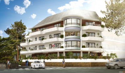 Appartement face mer La Baule T3 - 99.47 m²