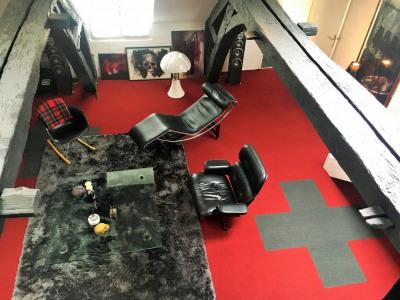 Loft + Atelier d'artiste La Rochelle