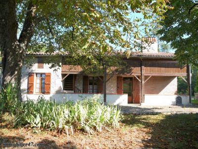Maison de campagne montastruc - 3 pièce (s) - 114 m²