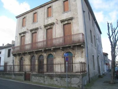 Immeuble à rénover