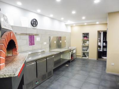 Fonds de commerce Pizzéria Martigues Ferrières 45 m²
