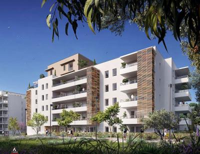Appartement Nice 4 pièce (s) 75.54 m²