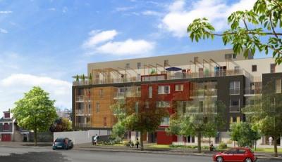 Appartement Nantes 3 pièce (s) 66.59 m²