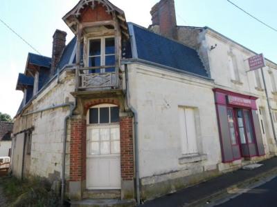 HOTEL PARTICULIER MONTOIRE SUR LE LOIR - 10 pièce(s) - 450.28 m2