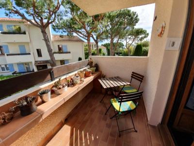 Saint Cyr Sur Mer - Appartement T3 de 61 m²