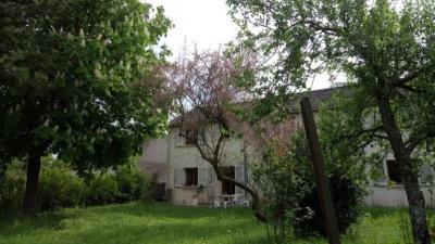 Maison 3 ch et agrandt à rénover