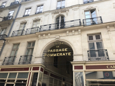 Appartement Passage Pommeraye