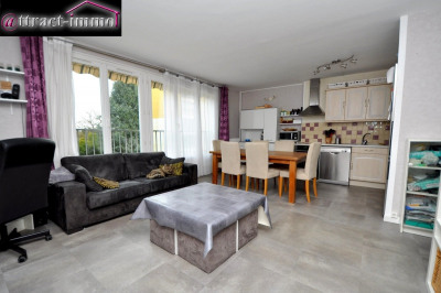 Appartement type F4 (72m²)