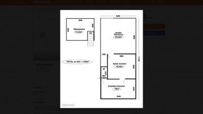 Maison 3 pièces