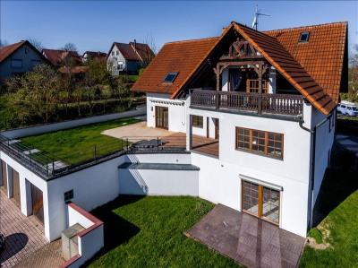 Architektenhaus 8 Zimmer
