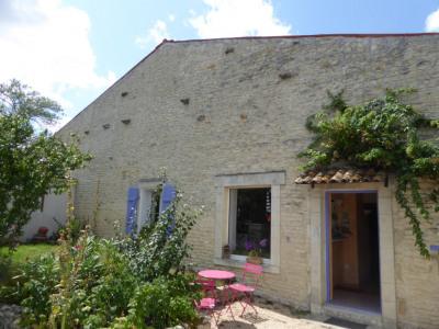 Maison Charentaise Courcon 160 m²
