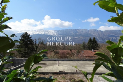 FOR SALE IN DOUSSARD BUILDING LAND WITH NICE VIEW ON THE SUR