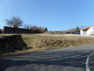 TERRAIN constructible Loti sur Chadrac 630 m²
