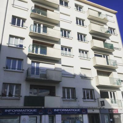 Rennes quartier fougères - appartement T3 (77 m²