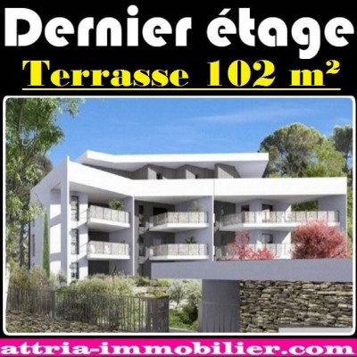 Vente de prestige appartement Jacou
