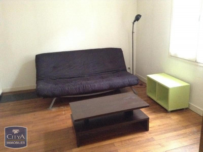 Appartement ancien, 20 m² - Poitiers (86000)