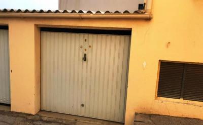 Garage dans résidence