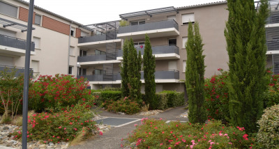 T3 Aucamville parking couvert double balcon