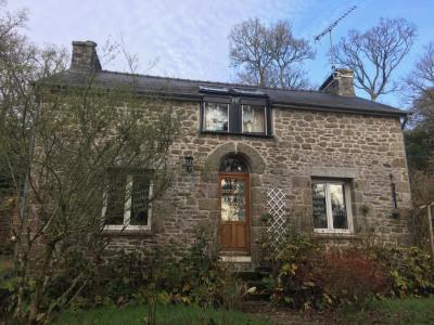 Maison en pierre st nicolas du pelem - 4 pièce (s) - 70 m²