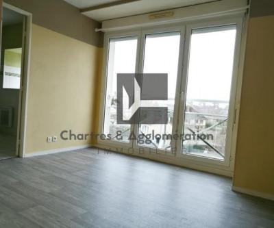 Appartement luisant - 2 pièce (s) - 36.91 m²