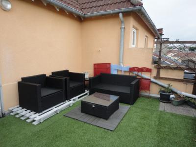 Appartement Limoges 1 pièce(s) 28.60 m2