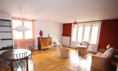 Grenoble Eaux Claires grand T3 de 85m² avec balcon et possibilit