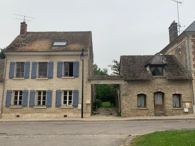 2 maisons st clair sur epte - 8 pièce (s) - 250 m²