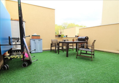 Duplex 4 pièces + terrasse
